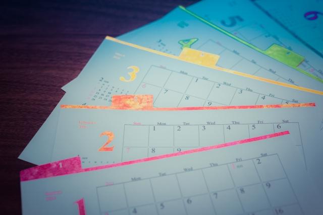 1年で医学部に合格するための1日の計画(スケジュール)